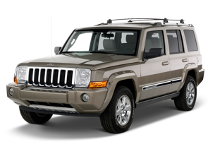 2006 jeep commander service manual