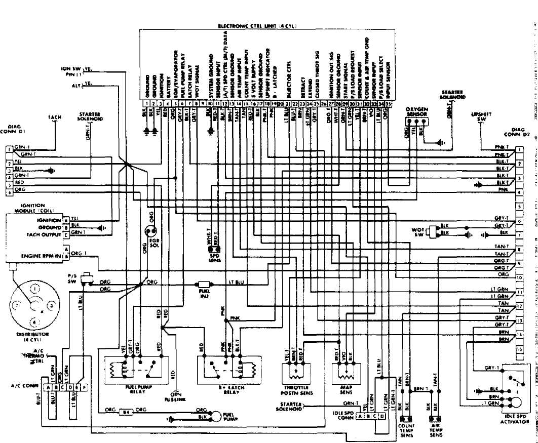 1989 gmc fuel injection system diagram  1989  free engine