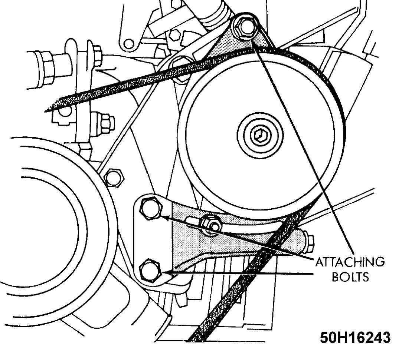 steering gear - power    1984