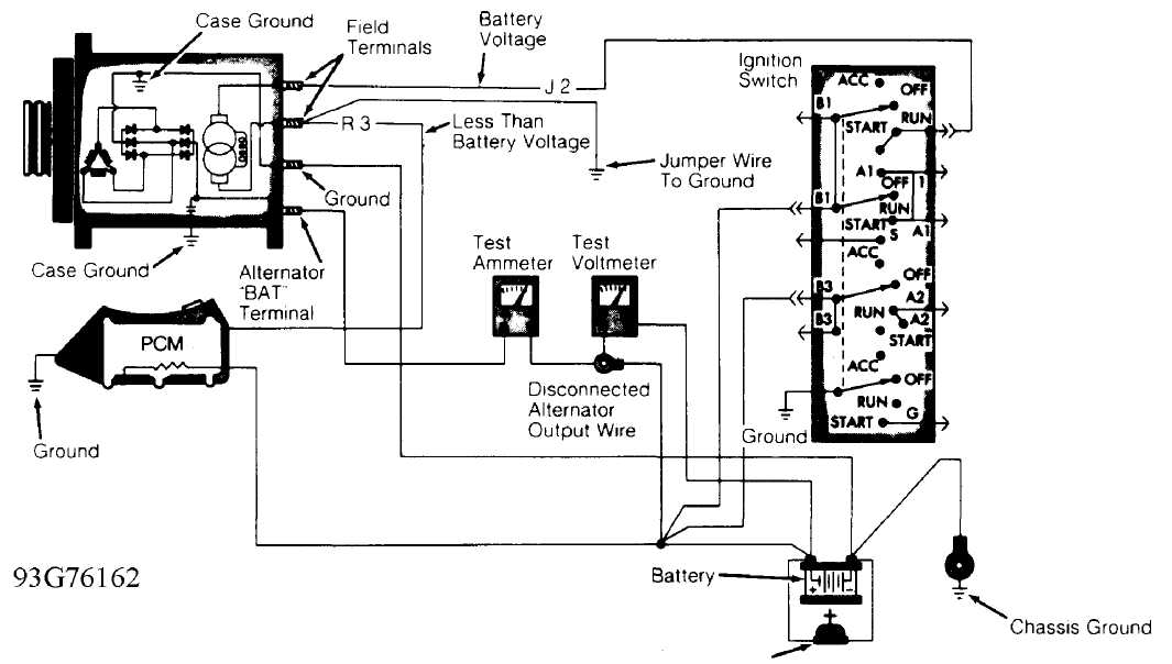 Alternator Wiring Diagram Jeep | Wiring Diagram on cherokee steering diagram, 1999 jeep wrangler fuse diagram, cherokee wheels, cherokee fuse diagram, cherokee suspension diagram, cherokee coil diagram, cherokee parts diagram, cherokee distributor diagram, cherokee engine diagram,