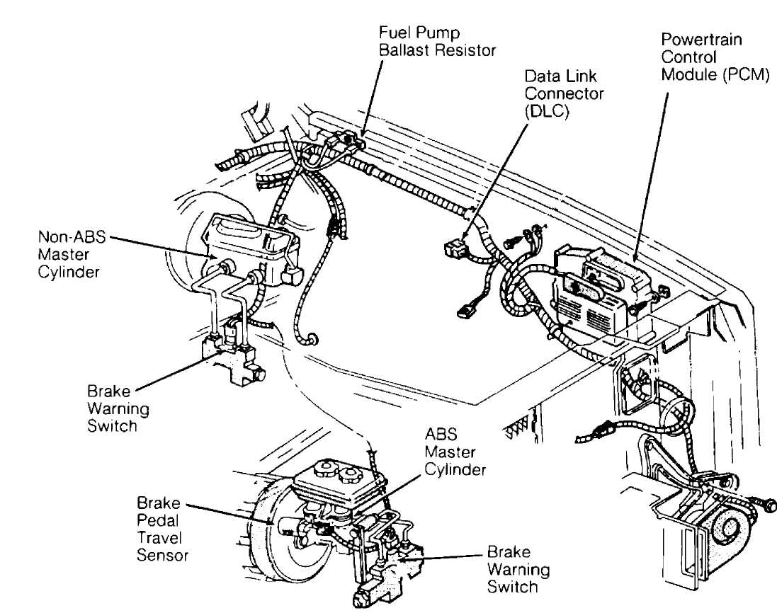 ELECTRICAL COMPONENT LOCATOR :: 1993 :: Jeep Cherokee (XJ ...