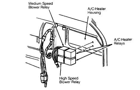 1993 Cadillac Firing Order Diagram