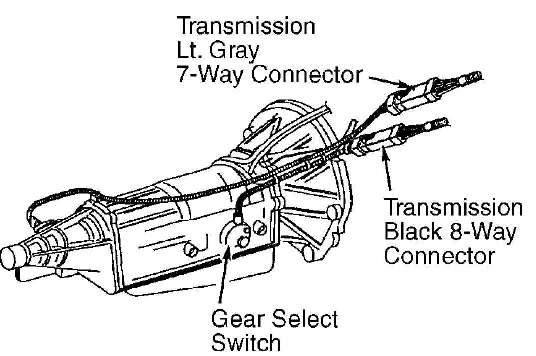 G - Auto Trans Diagnosis  Aw4    1993