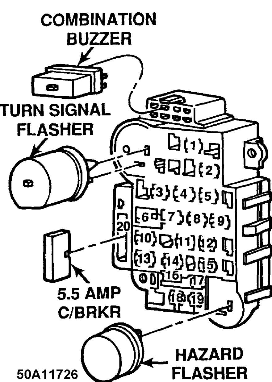 93 jeep fuse box   16 wiring diagram images