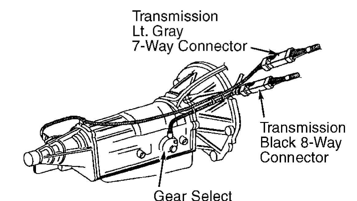 AUTO TRANS DIAGNOSIS - AW4 :: 1993 :: Jeep Cherokee (XJ ...