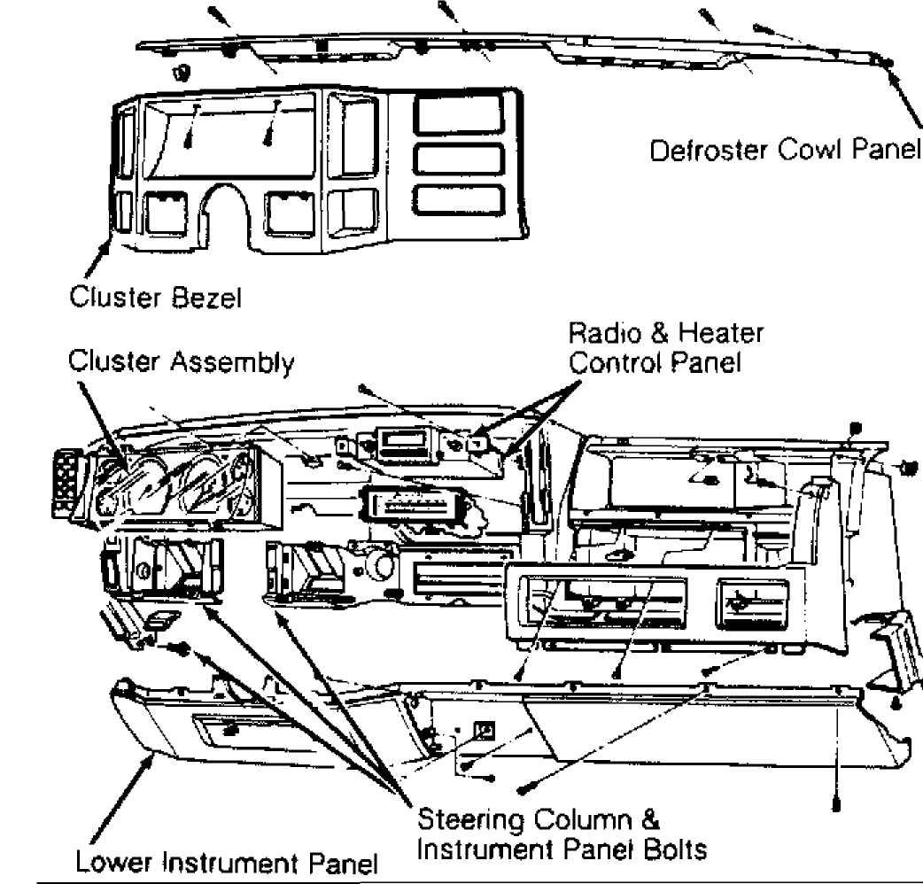 INSTRUMENT PANEL :: 1993 :: Jeep Cherokee (XJ) :: Jeep ... on 95 jeep cherokee electrical diagram, 1995 pontiac grand prix wiring diagram, 1995 jeep wrangler yj wiring diagram, 1995 jeep grand cherokee fuel system, 1995 jeep grand cherokee fuse location, 2000 jeep grand cherokee front steering diagram, 1995 gmc 3500 wiring diagram, 1995 nissan quest wiring diagram, jeep grand cherokee electrical diagram, 1995 jeep grand cherokee suspension, 1995 jeep wrangler ignition wiring diagram, 1995 jeep grand cherokee wont start, 1995 jeep grand cherokee antenna, 1995 jeep wrangler engine wiring diagram, 2001 jeep cherokee sport wiring diagram, 1995 jeep grand cherokee water pump, 1995 jeep grand cherokee lights, 1995 jeep grand cherokee drive shaft, 1995 jeep grand cherokee air conditioning, 1984 jeep cherokee wiring diagram,
